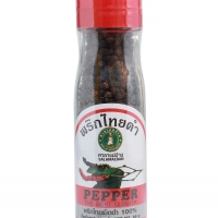 BLACK PEPPER (WHOLE) - พริกไทยเม็ดดำ